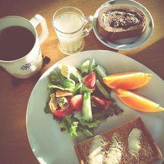 #breakfast #朝食