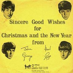 The Beatles' Christmas Records were last officially released together in one package (a single LP issued to fan club members only) way back in 1970: Prior to that, starting in 1963, the Offic…