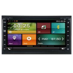 Nissan Universal C30 Double Din DVD Player Satnav Radio + FREE SA MAPS