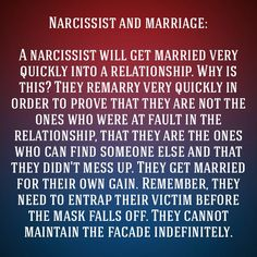 Being with a narcissistic man