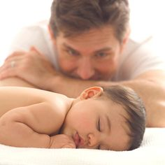 Father and son kinda love