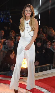 Need Sam Faiers AQAQ Jumpsuit