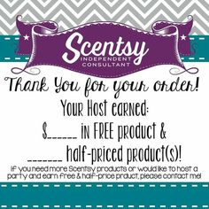 Show others what the host received as an incentive for them to also host a party!
