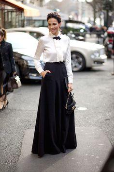 Street Style | Paris Spring 2016 | Dust Jacket | Bloglovin'