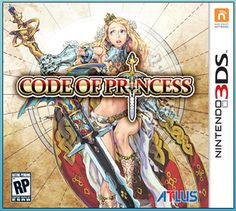 Just today Atlus USA confirmed that they will be fully localising the former Japanese exclusive Nintendo 3DS title, Code of Princess, and be releasing it in North America in the fall of 2012.