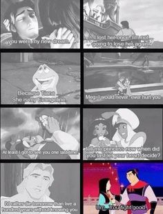 Disney Princesses & Princes. Love this!!!! Mulan's is hilarious!!!