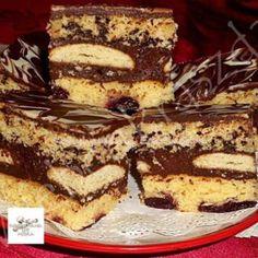 nagy sikere van, úgy tűnik ez a legújabb favorit! Tiramisu, Oreo, French Toast, Food And Drink, Sweets, Cookies, Baking, Breakfast, Ethnic Recipes