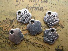Handmade zipper pull tabs