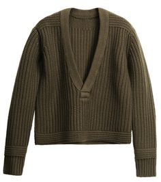 Pin for Later: Crazy but True: H&M Just Made Us Wish For Colder Weather H&M Fall 2014 H&M Chunky-knit Wool Sweater ($50)