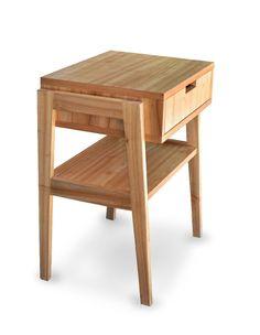 Deco Furniture, Metal Furniture, Handmade Furniture, Pallet Furniture, Modern Furniture, Furniture Design, Diy Nightstand, Nightstands, Vintage Sofa