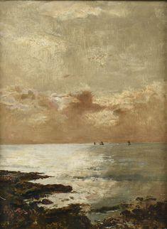Alfred Stevens. (1823 - 1906)