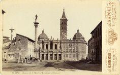 . Chiesa de S. Maria Maggiore (Roma) 1870 (c