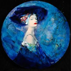 check out #RichardBurlet 's painting, isn't this spectacular?