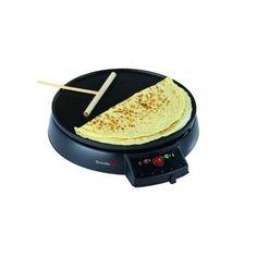 Pancake Crepe Maker Small Kitchen Appliance Gadget Nonstick Omelette Batter Cook