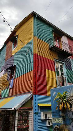 El Caminito - Buenos Aires, Argentina