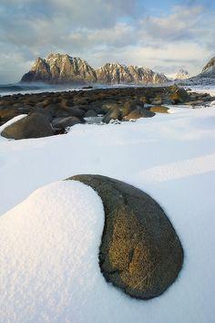 Uttakleiv, Norway by Antony Spencer
