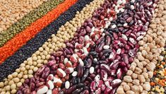 Beans, beans, they're good for your heart! And liver, and skin, and waistline, and blood sugar, and...