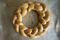 WEEKLY BITES - Plaited loaf