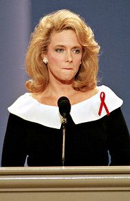 "AIDS Activist Mary Fisher Is Defined by Words, Not Disease - NYTimes.com (Best quote, on her new memoir: ""The one I had to write because I did not die."" )"