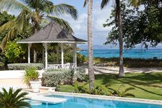The Ultramarine Villa on Mustique