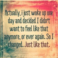 Yesssss! Junior year of high school, happened exactly this way!