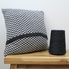 Knitted lambswool cushions - taking my first steps into homeware. I'm hoping to expand this part of the collection over the coming months.