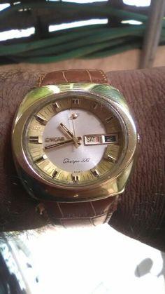 Vintage Enicar Sherpa 320 Wrist Watch