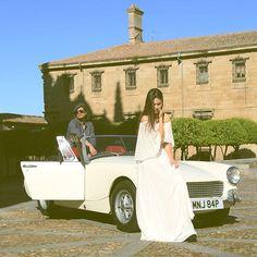 STOP and try WHITE  SUGAR alta costura Made in Spain #wedding #casamento #boda #hautecouture #vintage #styleblogger #novia #novias2016 #bridal #свадьба #невеста #платье #ателье #新娘 #连衣裙 #فستان  #زفاف #mg #morgan #car #travel #photo #spain #atelier #bouquet #weddingdress #vestidodenoiva #vestidodefesta #vestidos