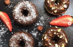 Doughnut, Donuts, Keto, Low Carb, Food, Frost Donuts, Beignets, Essen, Meals