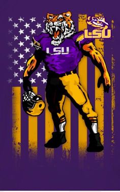 Fight Tiger, Lsu Tigers Football, Coach Of The Year, Football Quotes, Florida Panthers, Hot Cheerleaders, Football Design, Sports Wallpapers, Football Wallpaper