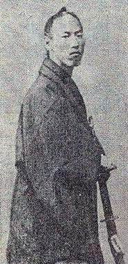Serizawa Kamo (芹沢 鴨; 1826? – October 30?, 1863) was a samurai known for being the original lead commander of the Shinsengumi. He trained in and received a licence in the Shindō Munen-ryū.