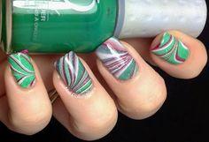 Nail Polish Wars: christmas #nail #nails #nailart