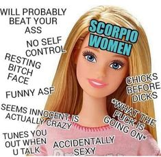 Image may contain: one or more people and text Scorpio Funny, Astrology Scorpio, Scorpio Traits, Scorpio Zodiac Facts, Scorpio Girl, Scorpio Horoscope, Zodiac Memes, Zodiac Sign Facts, Scorpio Quotes