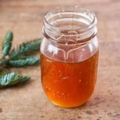 Spruce Honey from Greece via Qupia Foods Honey Syrup, Thing 1, Herbs, Food And Drink, Drinks, Greece, Bee, Foods, Fitness