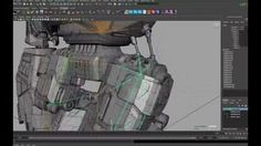 Rigging mesh collisions with Maya Muscle on Vimeo