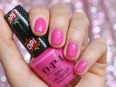 OPI Pink Bubbly