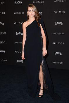 Cara Delevingne in Gucci
