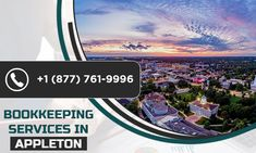 Bookkeeping-Services-in-Appleton,-WI Online Bookkeeping, Bookkeeping Services, Startups, Accounting, Custom Design, Meet, Usa, U.s. States