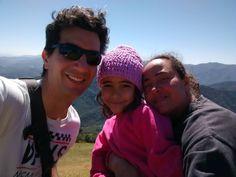 Primeira parada: Pico Agudo... Um dia lindo! #familiaviagem #familiaviagemnaestrada #viajandocomcriancas #viagemcomfilhos #santoantoniodopinhal #picoagudo