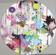 Takashi Murakami. #takashimurakami http://www.widewalls.ch/artist/takashi-murakami/