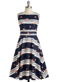 Entrance and Excite Dress, @ModCloth