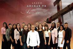 """Download Gospel Grátis: grupo Adorar-te lançará CD """"Amor da Cruz"""" e disponibiliza músicas em MP3"""