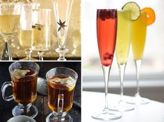 Our Favorite New Year's Eve Cocktail #recipes #NYE