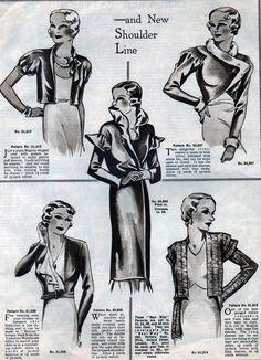 Bestway 1930s patterns