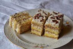 Myra's kitchen: Prajitura egipteana Romanian Desserts, Romanian Food, Romanian Recipes, Nutella, Banana Bread, Caramel, Sweet Treats, Deserts, Goodies