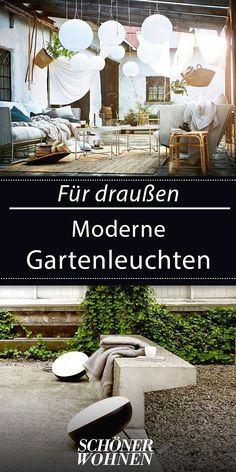 Gartenleuchten: Schönes Licht Für Garten, Terrasse Und Balkon  #gartenbeleuchtung #gartenleuchte #gartenleuchten