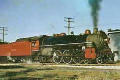 Richard Leonard's Gulf, Mobile & Ohio Gallery - Alton Route Steam: 4-6-2 5296