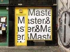 "masterandmaster: ""New office in Prague opens in March. """