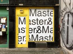 "masterandmaster: ""New office in Prague opens in March. """