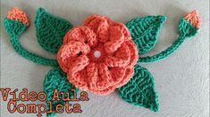 Crochet Flowers, Crochet Necklace, Applique, Knitting, Handmade, Crochet Heart Patterns, Crochet Leaf Patterns, Crochet Daisy, Crochet Triangle